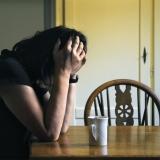 werkloos, depressie