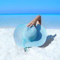 zonnetje, vakantie