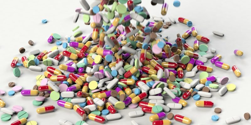 antipsychotica, antidepressiva