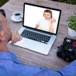 Online-offline, werken, mentale gezondheidszorg, videobehandeling, online ggz