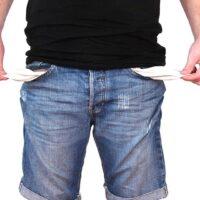 armoede, schulden, stress