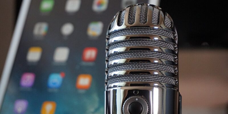 podcast, podcastserie