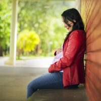 Angstige en sombere gevoelens tijdens zwangerschap