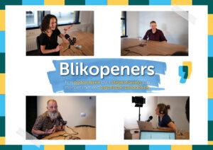 blikopeners, Samen Sterk zonder stigma, stigma , zelfstigma , podcast