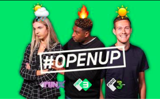 #openup