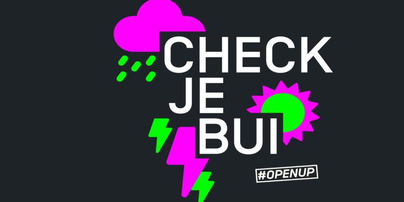 check je bui, #openup